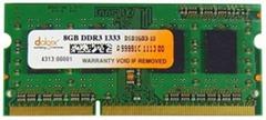 Dolgix Laptop DDR3 8 GB 1333MHz PC3-10600 Memory Module