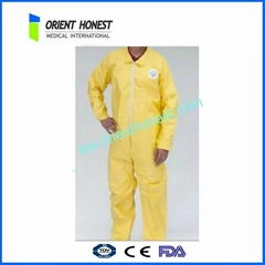 High Quality Protective Tyvek Disposable Plastic Coverall