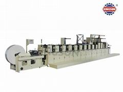 FP-1358 Flexo Printing Machine