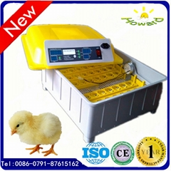 Full automatic chicken egg incubator for sale