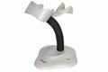 S1AT 自感應條碼掃描器 帶支架 4
