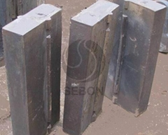 Impact crusher hammer supplier