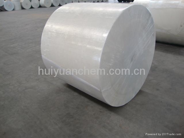 polyester mat for bitumen waterproof membrane 2