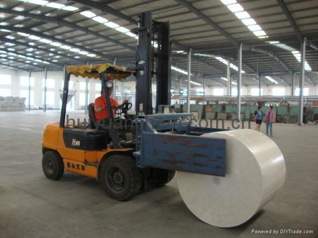 polyester mat for bitumen waterproof membrane 3