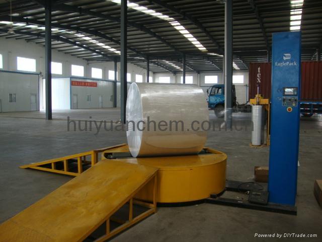 polyester mat for bitumen waterproof membrane 4
