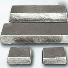 Magnesium Ingot:99.8-99.98%