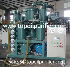High Voltage Transformer Oil Purifier Plant Model ZY,low processing cost