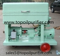 Mobile transformer oil purification