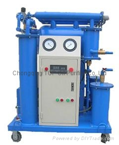 High Vacuum Degenerated Transformer Oil Purifier Plant, oil dewater,degas,,corro 1
