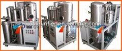 Phosphate ester fire-resistant oil purifier machine