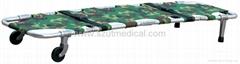 Aluminum Alloy Foldaway Stretcher