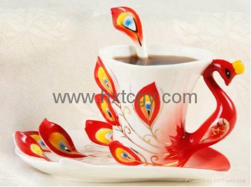 art gift coffee set(HX-001) 1