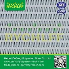 spiral polyester conveyor belt