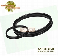 Ductile Iron Pipe Rubber Sealing Rings