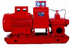 電動機消防泵組