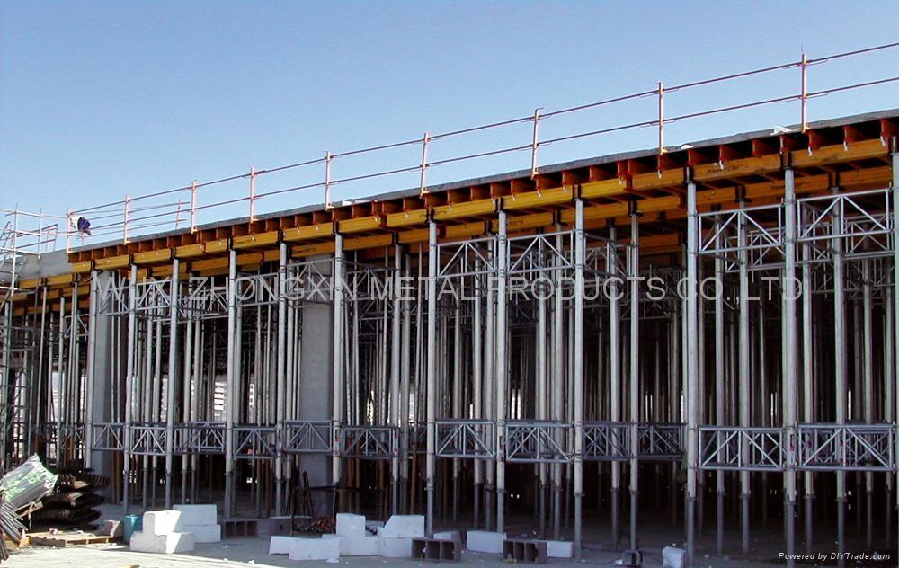 Alu Clamp Shoring Prop : Scaffold shoring props posts heavy duty light zx