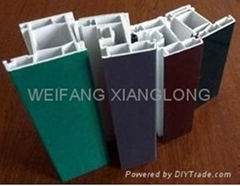 PMMA COLOR CO EXTRUDED MATERIAL