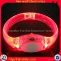 Led  bracelet sound controlled led