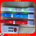 Radio controlled Led flashing glow