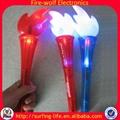 Party Gift led flashing stick torch , led foam glow stick China Manufacturer  3