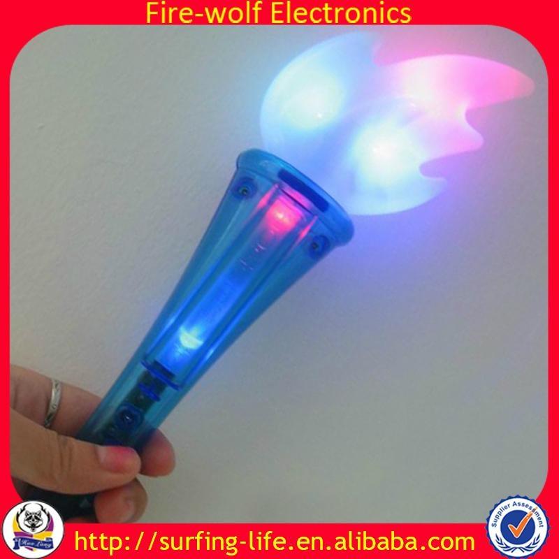 Party Gift led flashing stick torch , led foam glow stick China Manufacturer  4