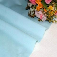 "Dyed poplin fabric t/c 65/35 45*45  110*76  57/58"""