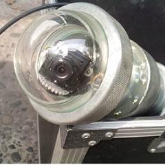 Rotary Waterproof Underwater CCTV Camera for 50-100m