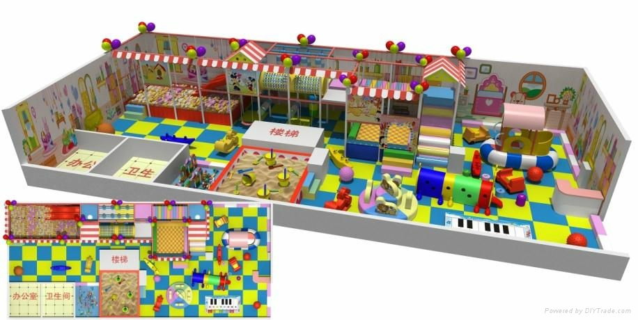 室內儿童樂園 1
