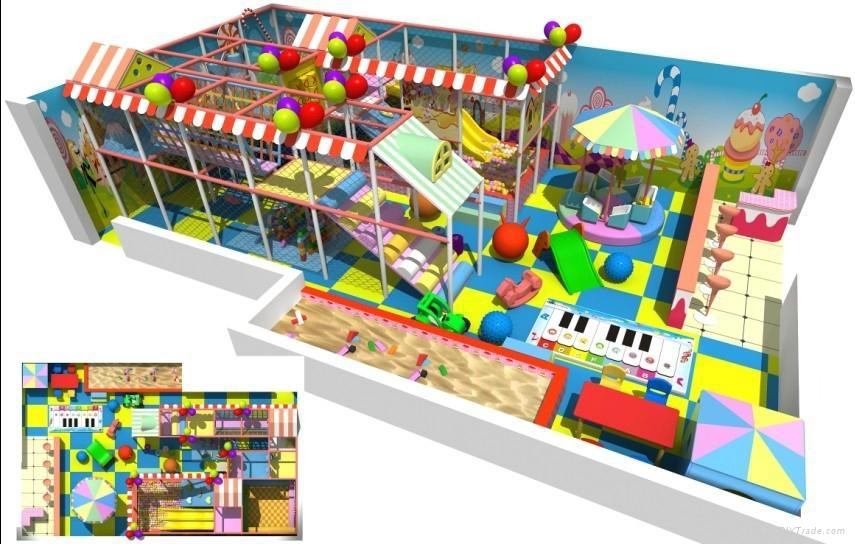 室内儿童乐园 2