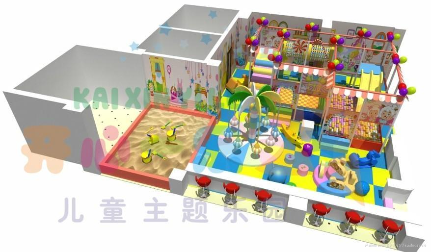 室内儿童乐园 1