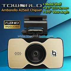 HD wifi GPS car camera