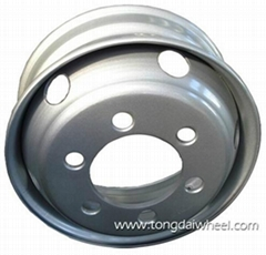 truck wheel rim 17.5x6inch