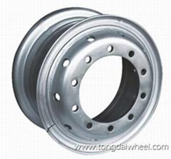 Tubed Steel Wheel Rim 7.5-20