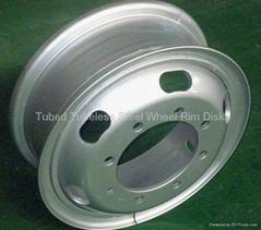 6.50-20  wheel rim disk