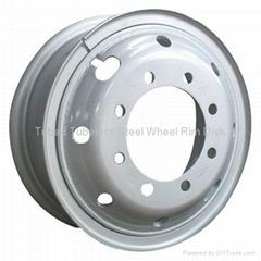 steel wheel rim disk 7.00T-20