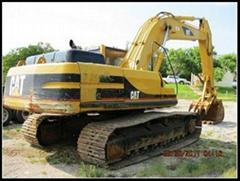二手卡特330B 履带式挖掘机