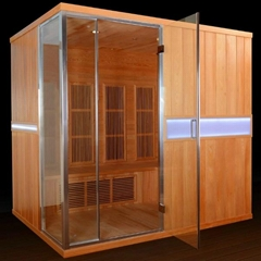 2014 New Design Infrared Sauna SR1J001 Far Infrared Sauna Room