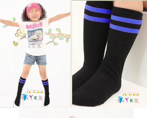 MIT純棉儿童膝下襪 3