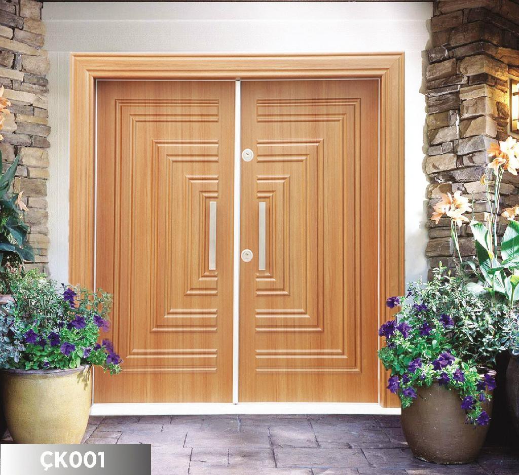 SECURITY DOOR DOUBLE DOORS SERIES 1 SECURITY DOOR DOUBLE DOORS SERIES 2 ...