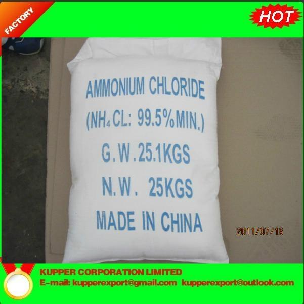 Factory of AMMONIUM CHLORIDE 1