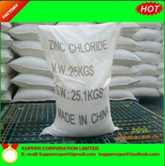 Factory of Zinc Chloride