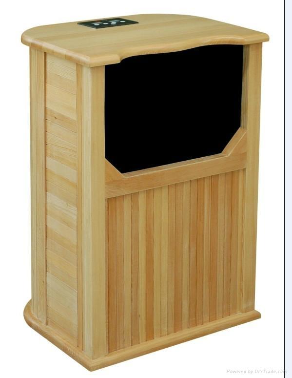 Far infrared foot sauna 1