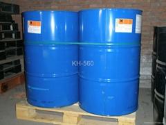 KH-560  γ-(2,3-环氧丙氧)丙基三甲氧基硅烷
