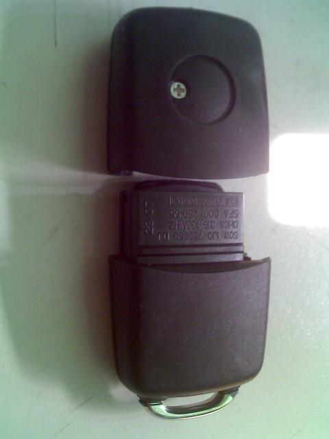 折叠遥控器外壳 4