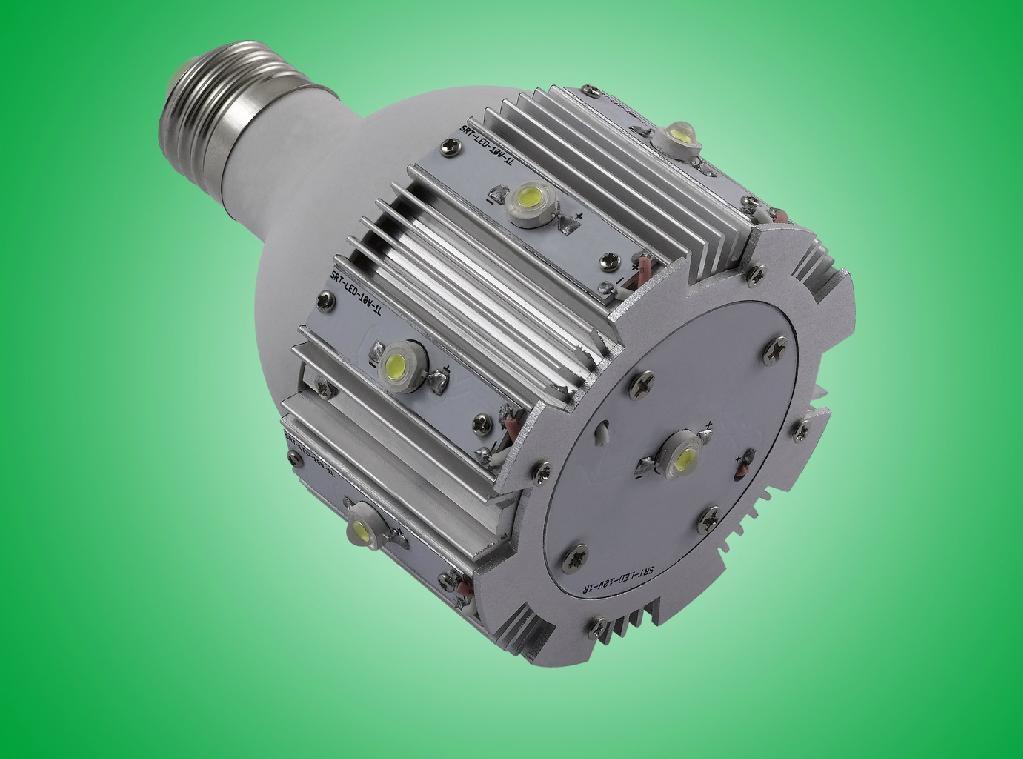 10W  LED庭院灯 1