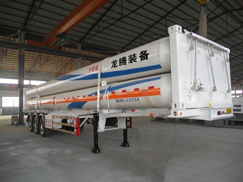 天燃氣運輸車 2
