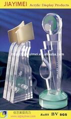 工藝品獎牌壓克力獎杯亞克力透明獎牌