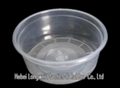 printed disposable tub deli food container with lids plastic   1
