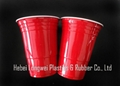 Promotion 16oz red solo cups