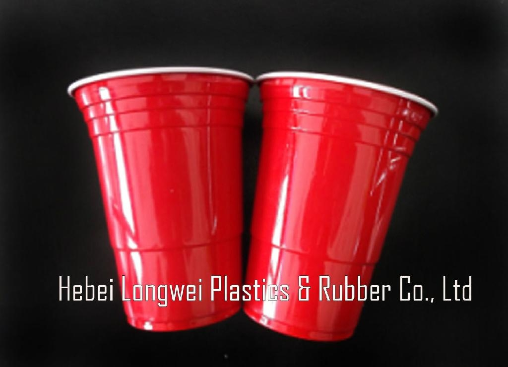 Promotion 16oz red solo cups   1